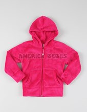 Campera beba coral fleece. Divysion.