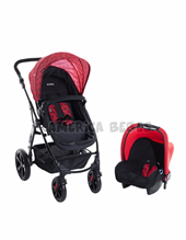 Coche travel system Galaxy Kiddy