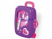 Valija Mobility Glamour violeta . Calesita
