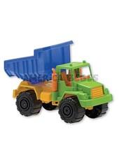 Camion con acoplado chico.Duravit