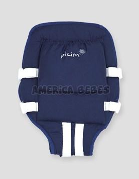 Mochila NAVY porta bebe extensible. pilim