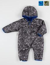 Astronauta bebes. Estampa camuflado. Colores surtidos. Bender.