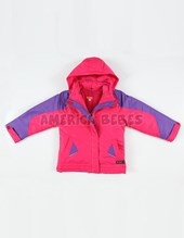 Campera niña. mac dash