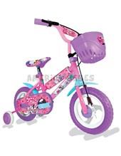 """Bicicleta Rodado 12"""" Minnie. + 4 años.  Licencia Oficial.  Unibike."""