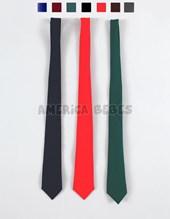 Corbata ceolon Juvenil colegial. Colores: 1(azul) 2(bordo) 3(verde) 4(negro) 5(rojo) 6(marron) 7(gris)