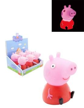 Lampara velador Pepa Pig Disney