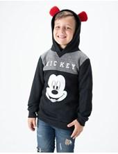 Buzo c/capucha Mickey Disney