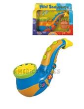 Mini saxofón. Diversas melodias. Lionel´s