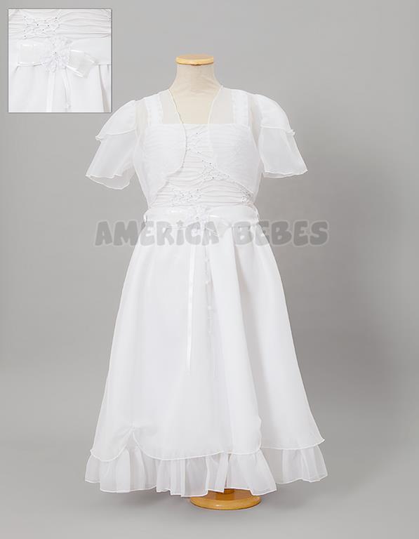 Precios de vestidos de comunion en once