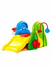 Baby sports:  Tobogan.aro.paleta . Rondi