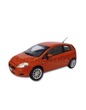 Autito Fiat punto. Lionel´s