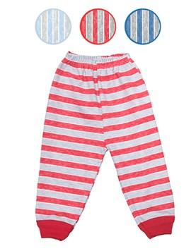 Pantalon rayado bebe. Colores surtidos. Gamisé.