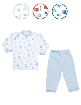 Pijama bebé ML. Colores surtidos. Gamise.