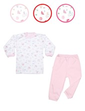 Pijama beba M/L. Colores surtidos. Gamise.