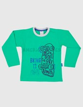 Remera Kids nene jersey. Colores surtidos. Premium only babys.