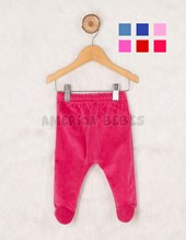 Ranita bebes plush liso. Colores surtidos. Premium Only Baby.