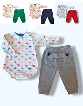 Conjunto body M/L + pantalon. Premium