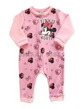 Enterito polar beba sublimado Minnie. Colores surtidos. Disney Licencia.