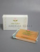 Jabón con glicerina x 100g. Toda la pureza y protección para la piel del recién nacido. Humectante y suavizante de la piel irritada. petit enfant