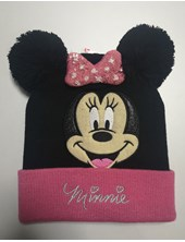 Gorro Minnie Bordado Disney