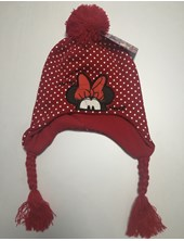 Gorro Tapaoreja Minnie Disney