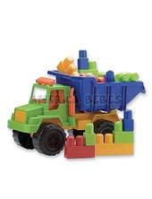 Camión Mediano con bloques. Duravit