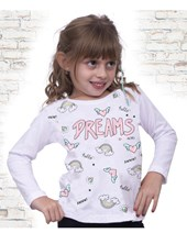 Remera Manga larga Beba Dreams Compacto