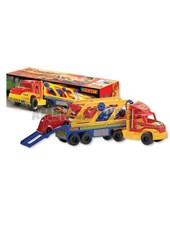 Camión Transporte con 2 Autos. Duravit