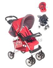 COCHE 3 posiciones de reclinado (MODELO: E16) INFANTI