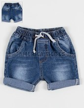 Short denim bebe c/lycra. Facheritos.