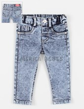 Pantalon chupin denim elastizado. Facheritos.