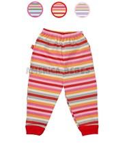 Pantalón bebe rayado. Colores surtidos. Gamise.