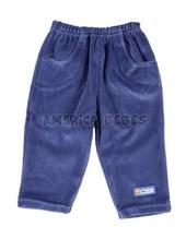 Pantalon plush. Colores surtidos. Premium Only baby.
