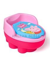 Pelela Peppa Pig 3 en 1.  Disney Licencia.