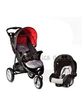 Coche 3 Ruedas Travel System. Kiddy