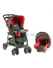 Coche Travel System Manija rebatible. Kiddy
