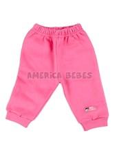 Pantalón con bolsillo friza gamuzada. Colores surtidos. Premium Only Baby.