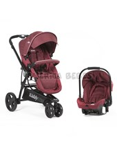 Coche Compass PLUS  Travel System.  Kiddy