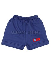 Short nene. Jersey liso. Colores surtidos. Premium Only Baby´s