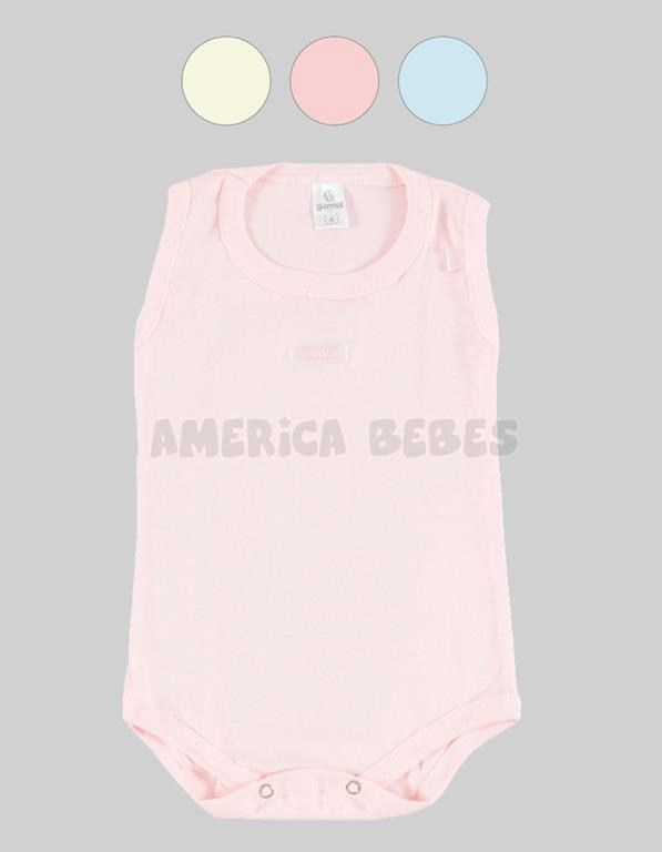 Body s/m. Liso Colores surtidos.  Gamise