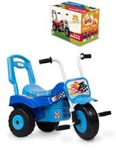 Triciclo Moto Zeta Azul: Horquilla construida en caño de acero.+ 24 meses. Kuma Kids.