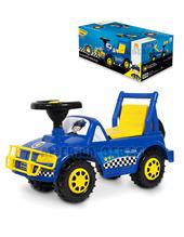 Andarín Policía:  2 en 1 Andarín y caminador. + 12 meses. Kuma Kids.