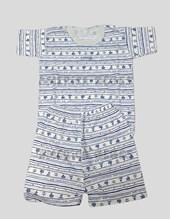 Pijama estampado niños M/C. Gamise.