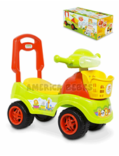Andarin Jungle nene: 2 en 1 Andarín y caminador. + 12 meses. Kuma Kids.