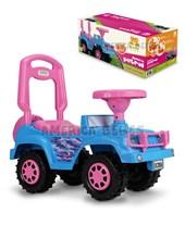 Andarín Patrol nena: 2 en 1 Andarín y caminador.+ 12 meses. Kuma Kids.
