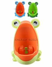 Urifrog urinal una nueva forma de aprender–jugando. Capacidad 1 litro. Nowy baby.