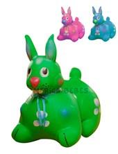 Conejo saltarín. Colores surtidos. Turbytoys.