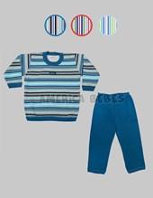 Pijama Niño. Colores surtidos.Gamise.