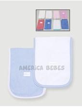 Pack x 2 Babitas towel. Pilim