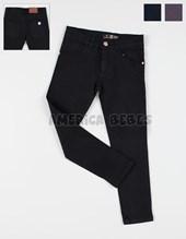 Pantalón chupin colegial gabardina. Colores: Gris-Azul-Negro Guimel.